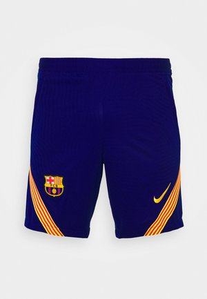 FC BARCELONA DRY SHORT - Korte broeken - deep royal blue/amarillo