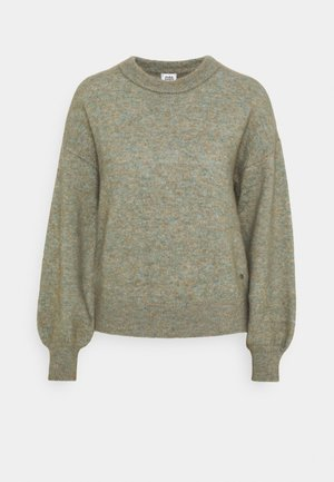 ZINA SWEATER - Jumper - sage