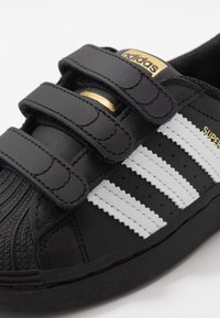 adidas Originals - SUPERSTAR - Tenisky - core black/footwear white - 2