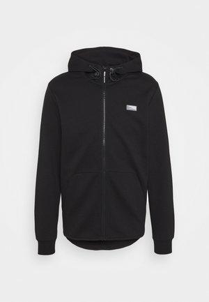 JCOAIR ZIP HOOD - Zip-up hoodie - black