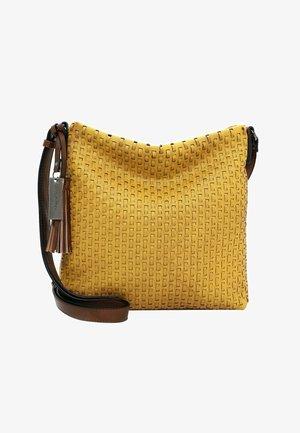 UMHÄNGETASCHE DOREY - Across body bag - yellow