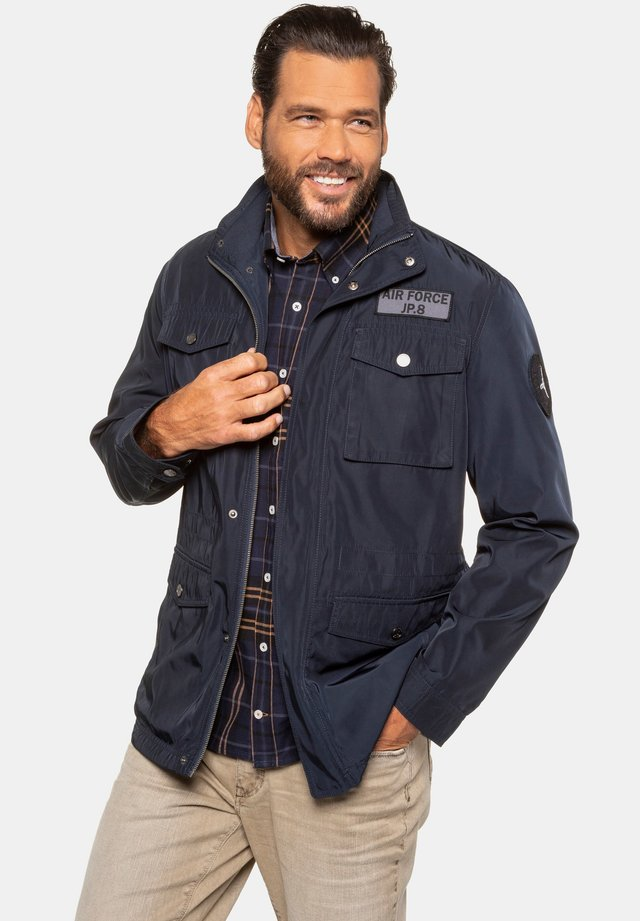 Summer jacket - navy