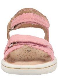 Superfit - Walking sandals - rosa/beige - 5