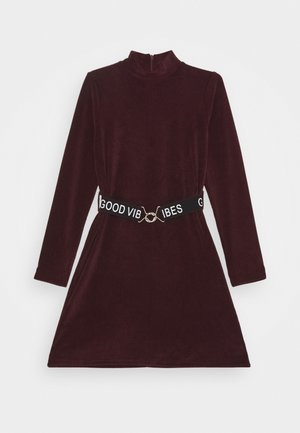 TEENAGER - Day dress - bordeaux
