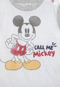 OVS - MICKEY - Pyjama set - grey melange - 3
