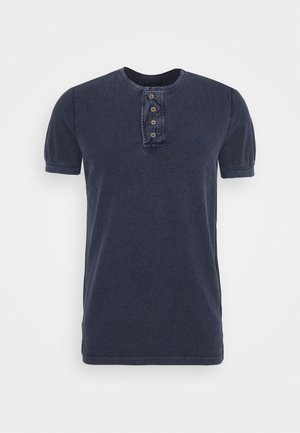 CAMILLO - Basic T-shirt - blue denim