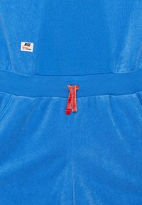 Nike Sportswear - HERITAGE ROMPER - Jumpsuit - pacific blue/track red/white - 2