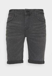 Only & Sons - ONSPLY - Denim shorts - black - 3