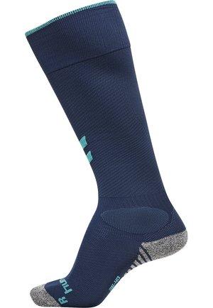 Knee high socks - sargasso sea