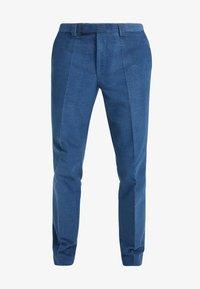 HESTEN - Pantaloni - medium blue
