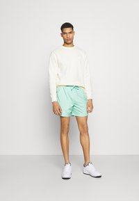 Nike Sportswear - FLOW - Shorts - bright spruce/washed coral - 1