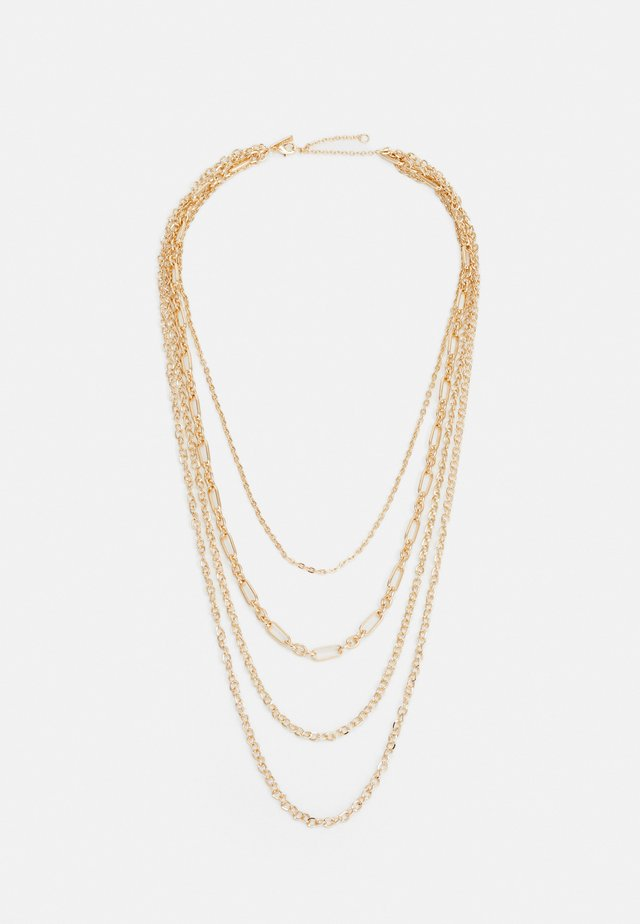 CHAIN - Collier - gold-coloured