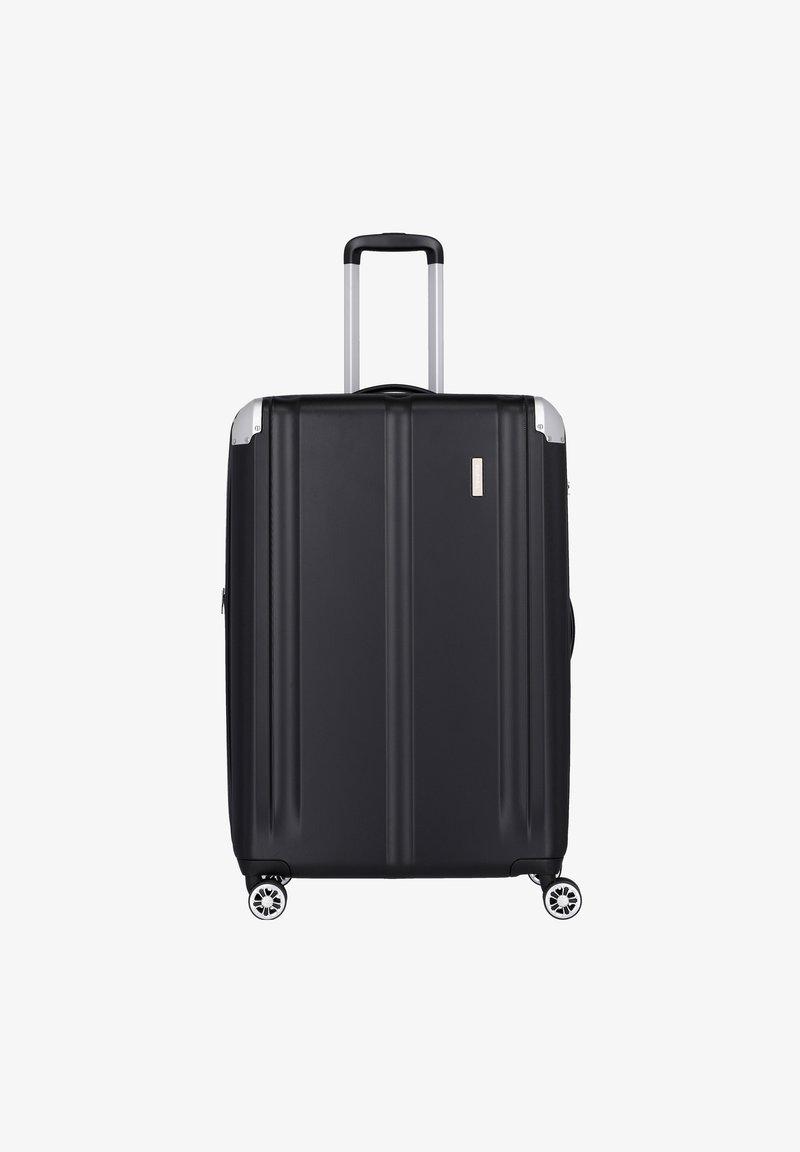 Travelite - CITY  - Wheeled suitcase - schwarz