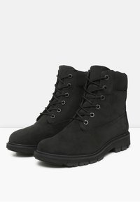 Timberland - LUCIA WAY 6IN WP BOOT - Bottines à lacets - black - 1