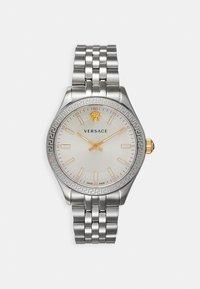 Versace Watches - HELLENYIUM - Watch - silver-coloured - 0