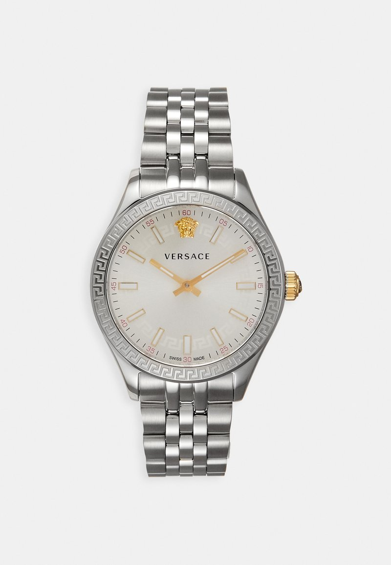 Versace Watches - HELLENYIUM - Watch - silver-coloured