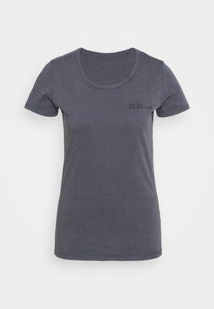 JUNE - Camiseta básica - steel grey