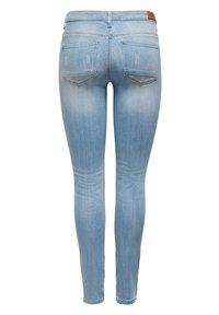 ONLY Tall - ONLKENDELL LIFE - Skinny džíny - light blue denim - 7