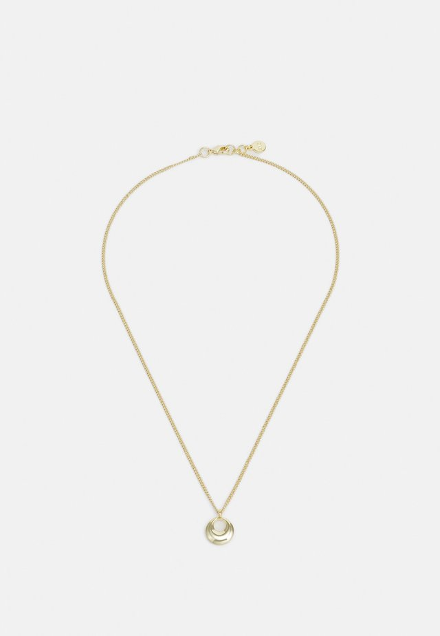 ANGLAIS SMALL PENDANT - Necklace - gold-coloured