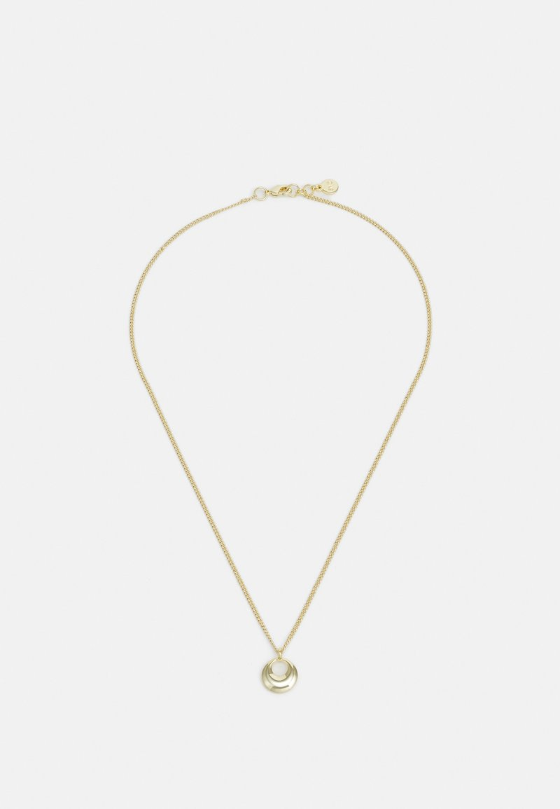 SNÖ of Sweden - ANGLAIS SMALL PENDANT - Necklace - gold-coloured