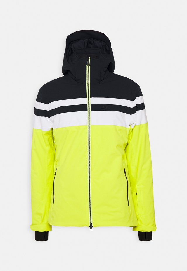 FRANKLIN  - Ski jacket - leaf yellow
