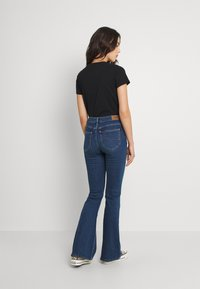 Lee - BREESE - Flared Jeans - mid remi - 2