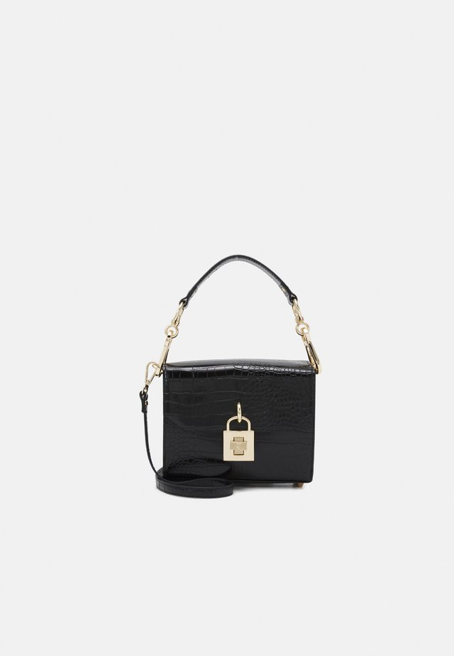 BPURE CROSSBODY BAG - Torba na ramię - black