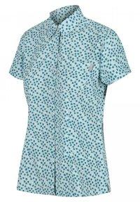 Regatta - Button-down blouse - cool aqua edelweiss - 2