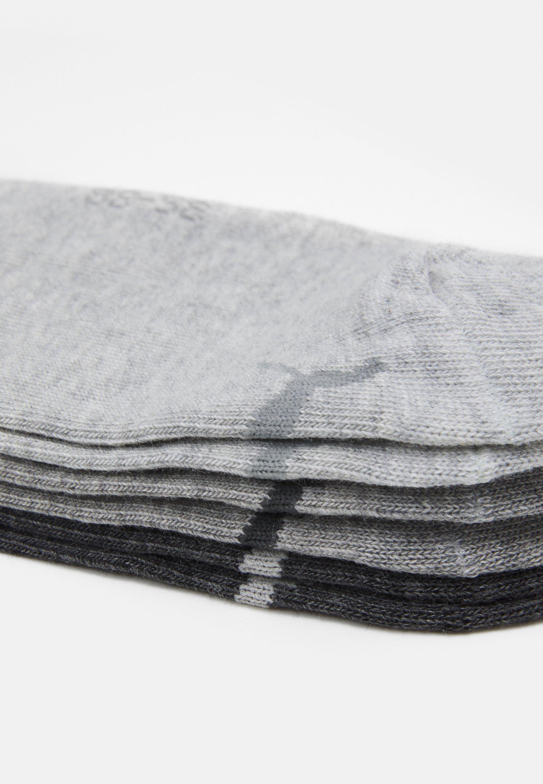 Femme SNEAKER PLAIN 6 PACK UNISEX - Chaussettes de sport