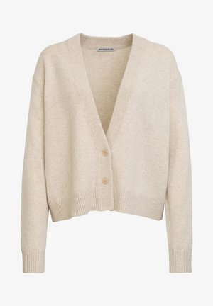 SONTJE - Cardigan - brown
