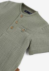 Next - SET - Shorts - khaki - 2