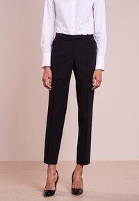 HUGO - HARILE - Kalhoty - black - 0