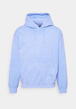 BREEZE RECEIPT REGULAR HOODIE - Sweatshirt - light blue