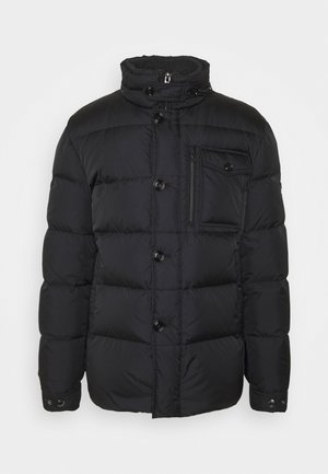 PARSO - Down jacket - black