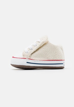 CHUCK TAYLOR ALL STAR CRIBSTER UNISEX - Chaussons pour bébé - natural ivory/white
