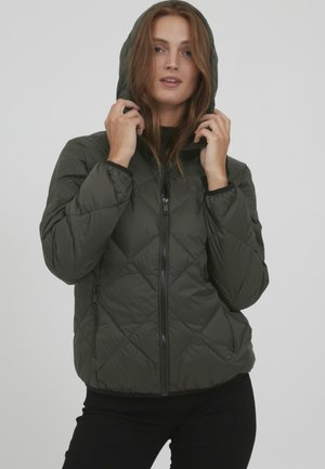 BYAMAILA  - Down jacket - rosin