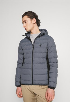 CORE JACKET - Winterjas - steel grey