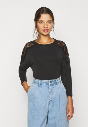 ONLFREE LIFE MIX - Blouse - black