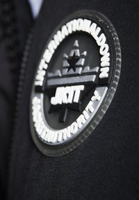 JACK1T - Down coat - black - 5