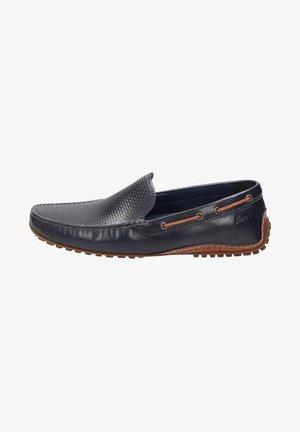 Chaussures bateau - blau