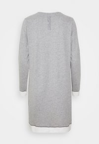Esprit - ALDERCY NIGHTSHIRT - Nightie - medium grey - 7