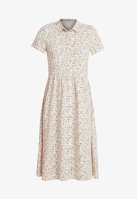 Envii - ENMOORE DRESS - Skjortekjole - beige/multi-coloured - 3