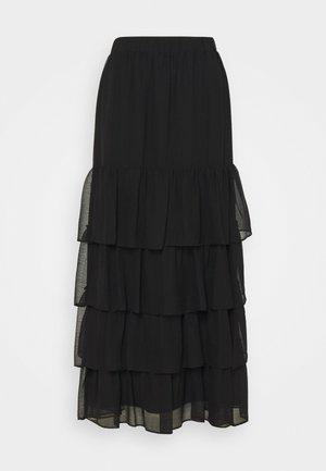DIVINE LOVELY SKIRT - A-line skirt - black