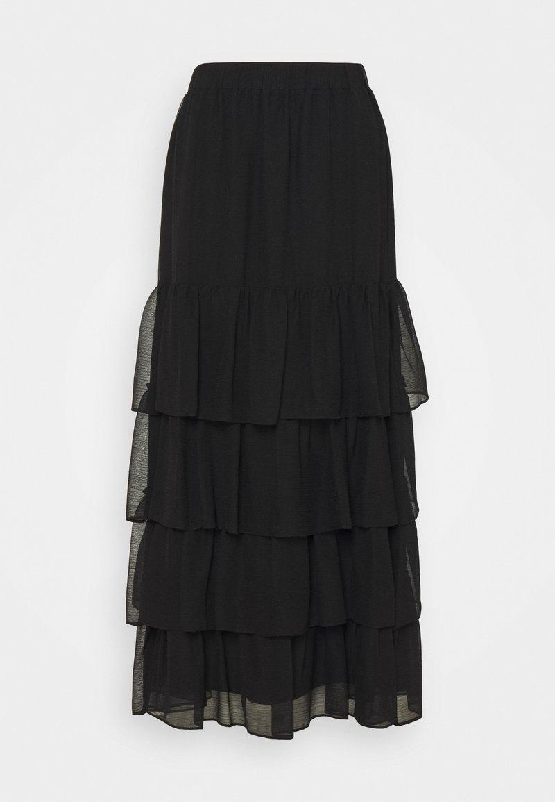 Steffen Schraut - DIVINE LOVELY SKIRT - A-line skirt - black