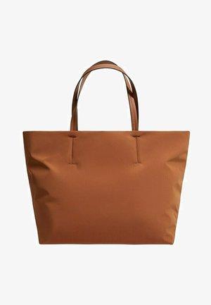 BLED - Tote bag - braun