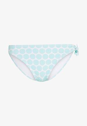 GLEASON BEACH - Bikini bottoms - light aqua green