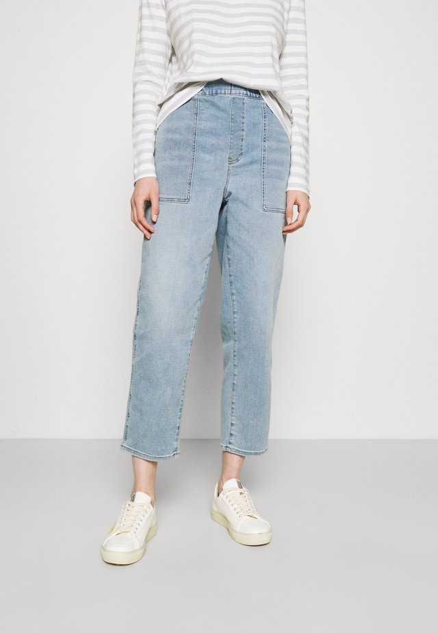PULL ON - Jeans baggy - bellview