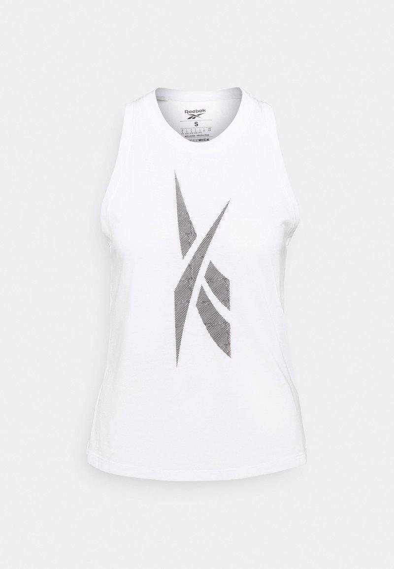 Reebok - TANK - Top - white
