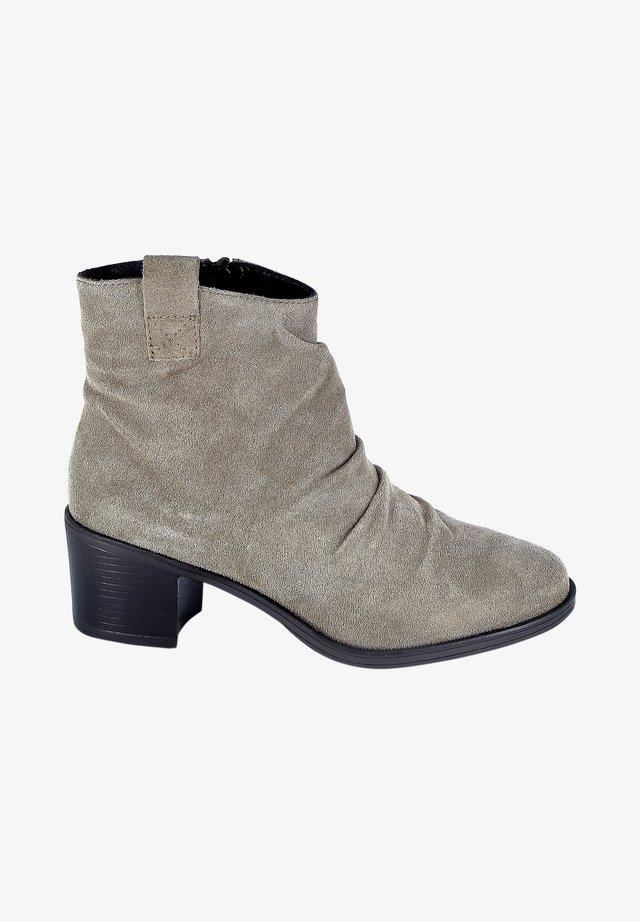 MIMI - Korte laarzen - taupe
