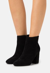 Refresh - High heeled ankle boots - black - 0